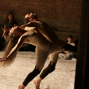 Invitation to Experience Dance and Film in the Form of a Party (2010) - Photo by Ryan Adams